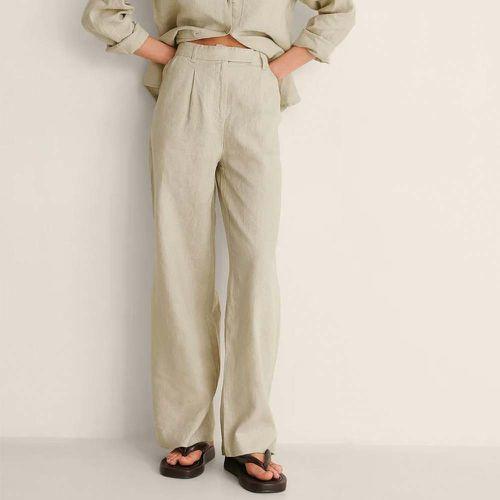 Linen Wide Leg Pants ($71.95)