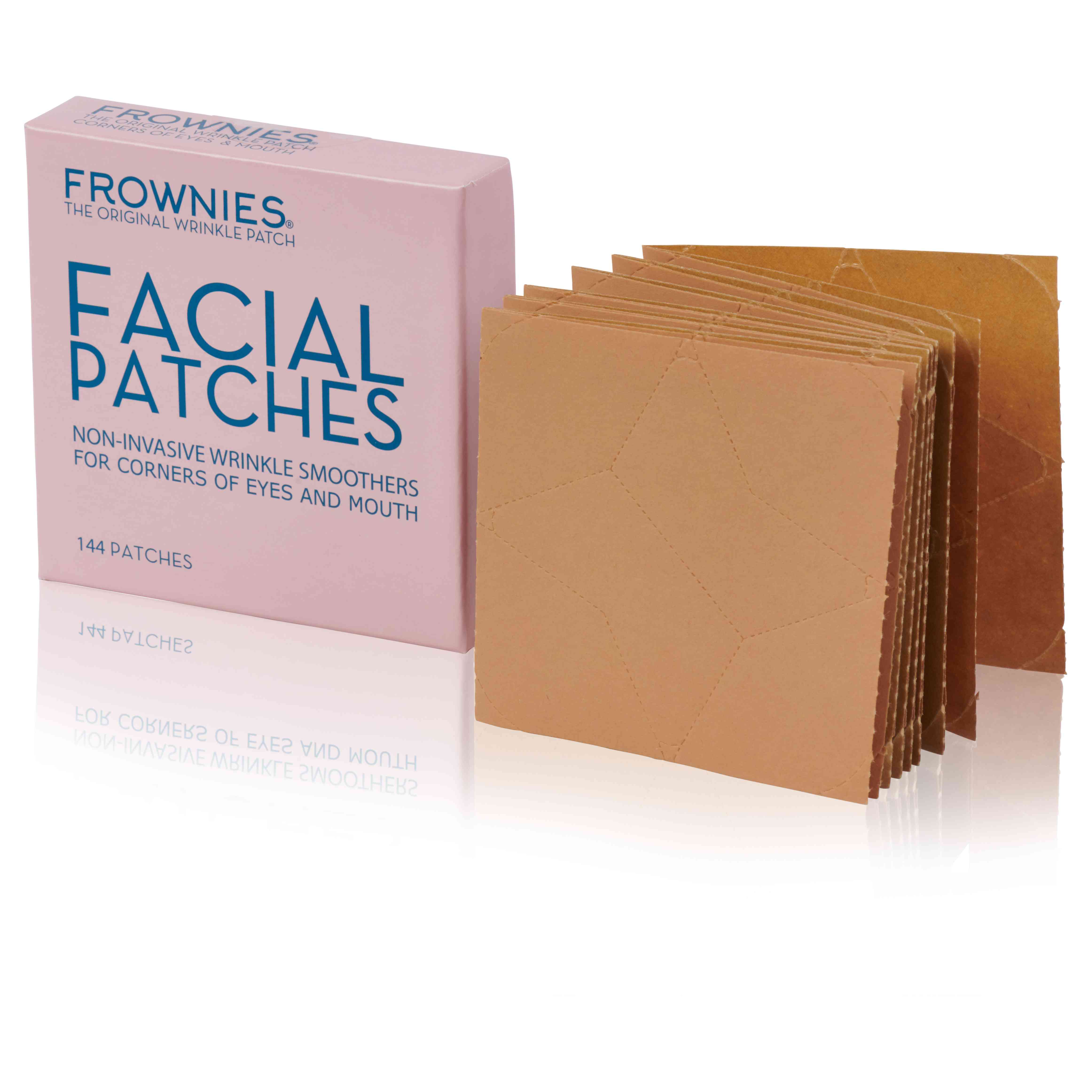 Corners of Eyes & Mouth Facial Patches