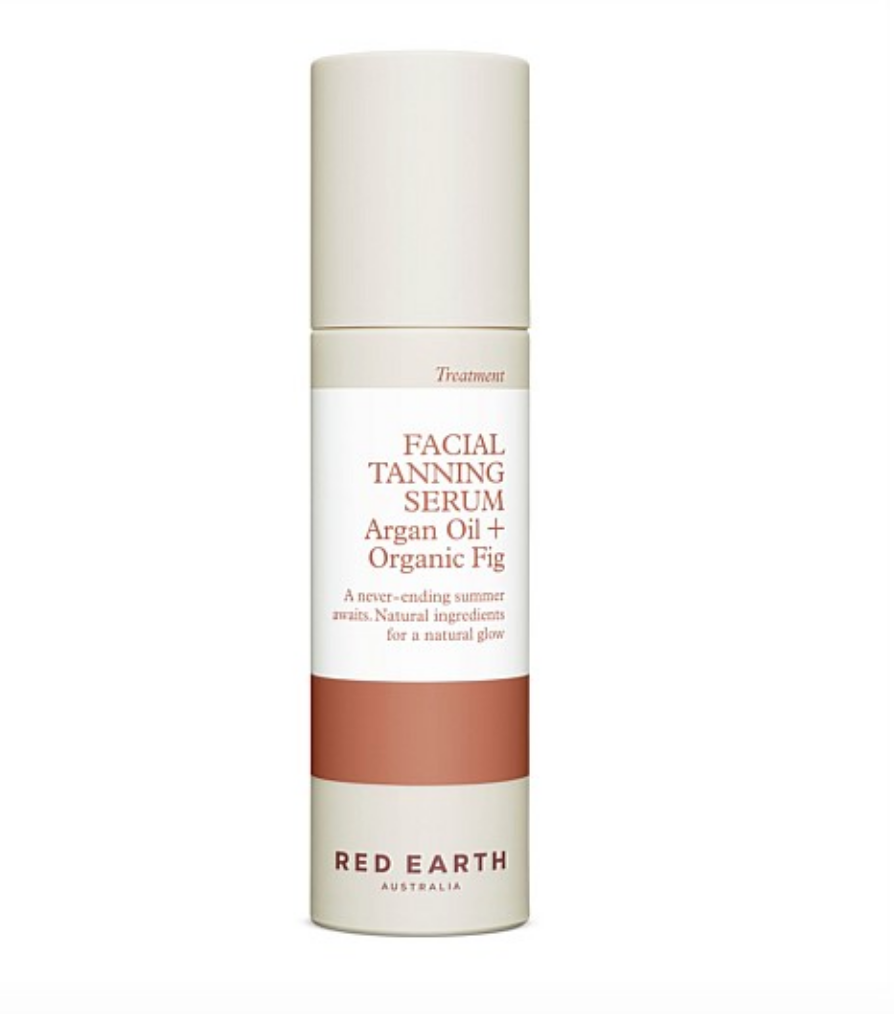 Red Earth Facial Tanning Serum
