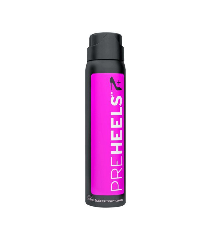 PreHeels Clear Blister Prevention Spray
