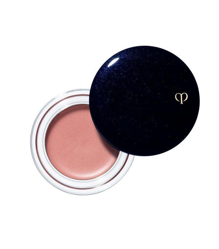 how to apply copper eyeshadow: Clé de Peau Beauté Cream Blush