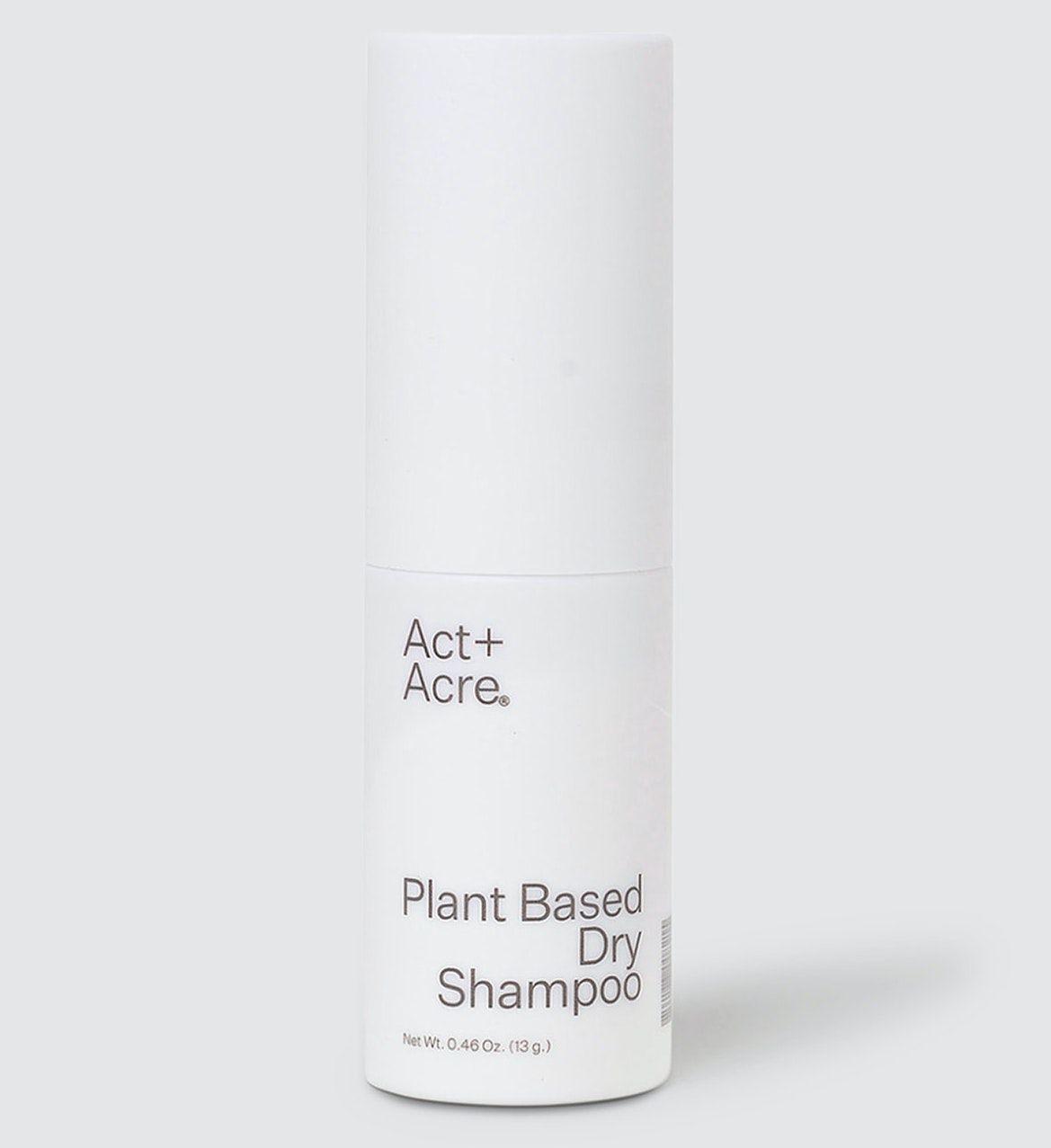 Act + Acre Plant Based Dry Shampoo