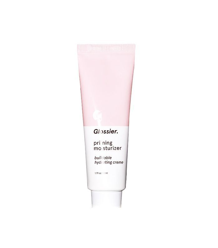 Glossier Priming Moisturizer - how to use makeup to look younger