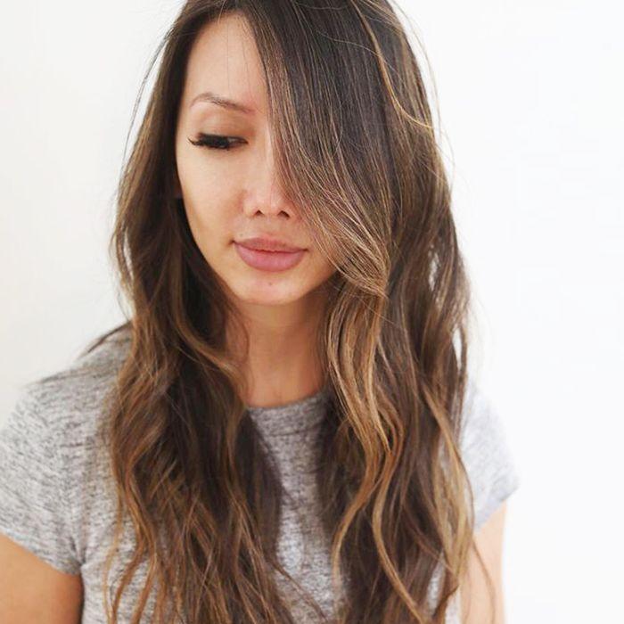 lowlights for brown hair: johnny ramirez