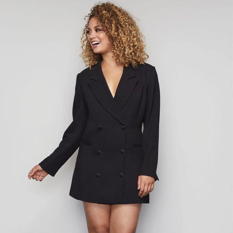 The Exec Blazer Dress