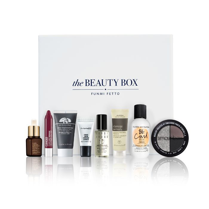 The Beauty Box by Funmi Fetto