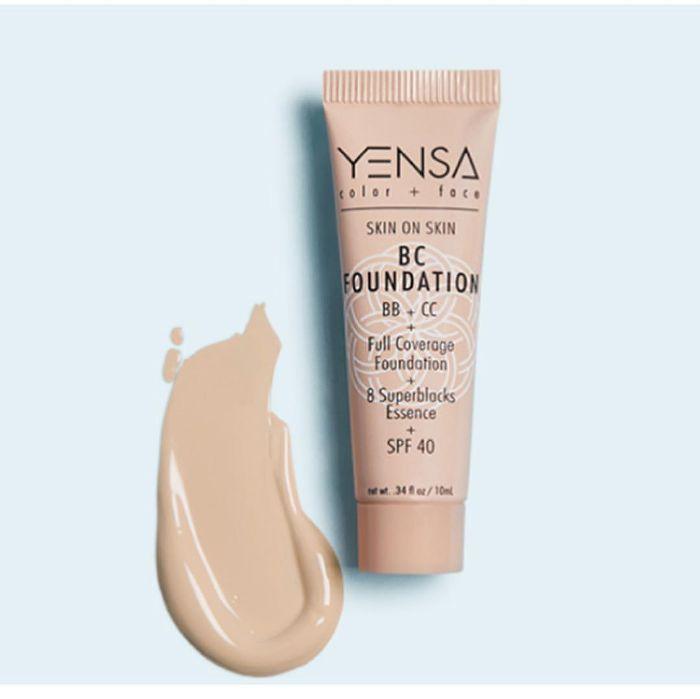 Yensa BC Foundatiron
