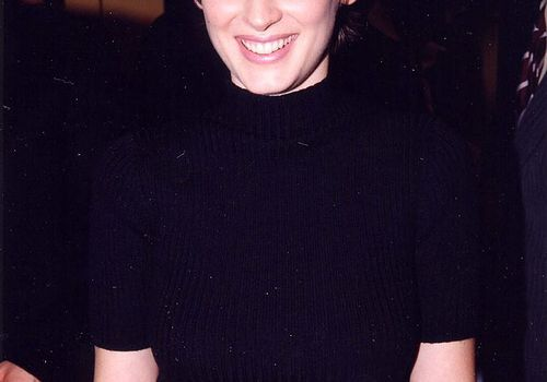 Winona Ryder at the premiere of Alien: Resurrection