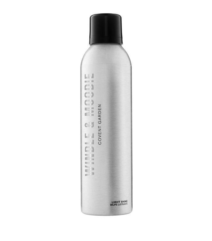 Best hair shine spray: Windle & Moodie Light Shine Spray
