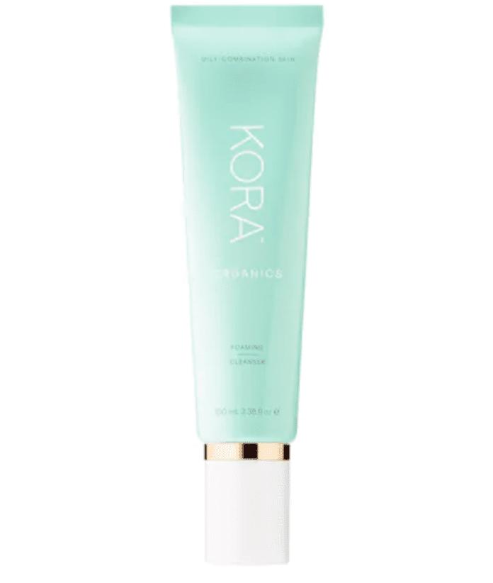 KORA ORGANICS Foaming Cleanser for Oily/Combination Skin
