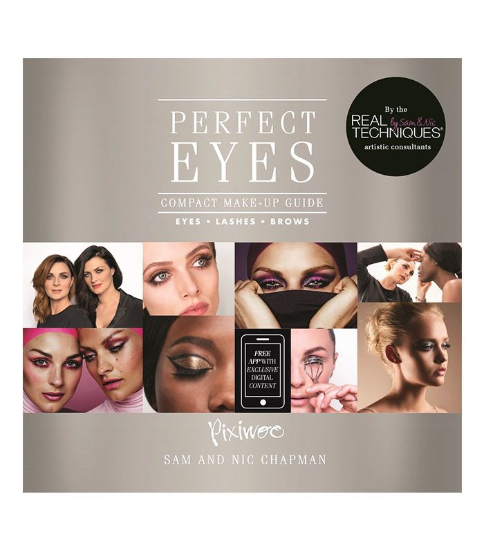 Best makeup books: Pixiwoo Perfect Eyes: Compact Make-Up Guide for Eyes, Lashes and Brows