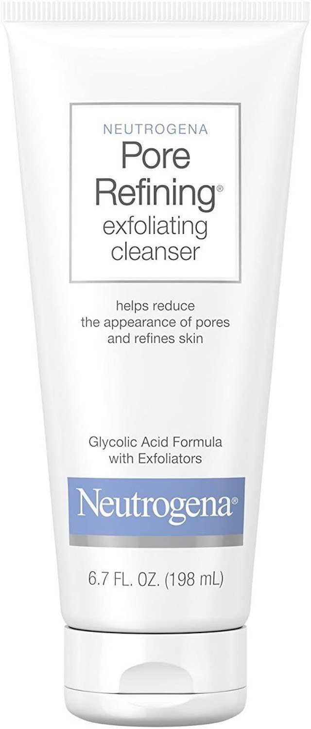 Neutrogena Exfoliating Facial Cleanser