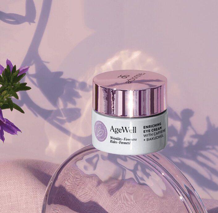 Arbonne AgeWell Enriching Eye Cream with Caffeine + Bakuchiol