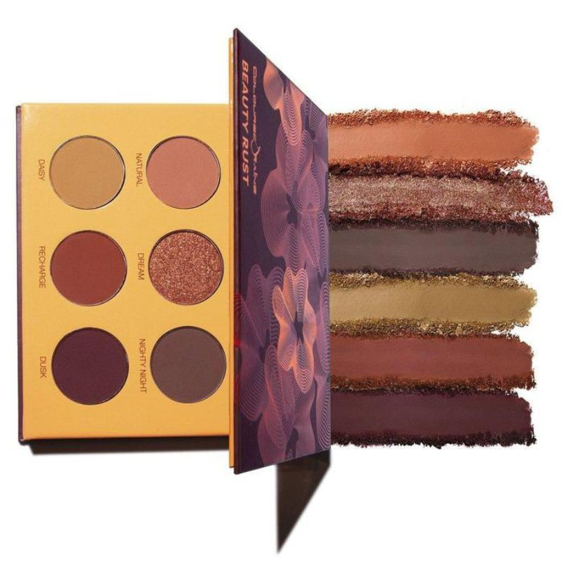 Coloured Raine Beauty Rust