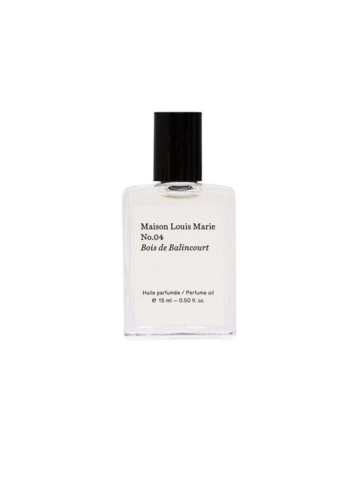 No.04 Bois de Balincourt Perfume Oil 0.50 oz/ 15mL