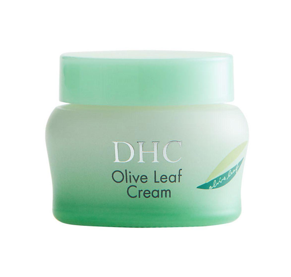 DHC olive leaf cream