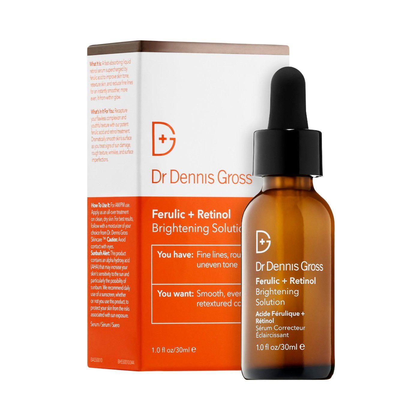 Dr. Dennis Gross Ferulic + Retinol Brightening Solution