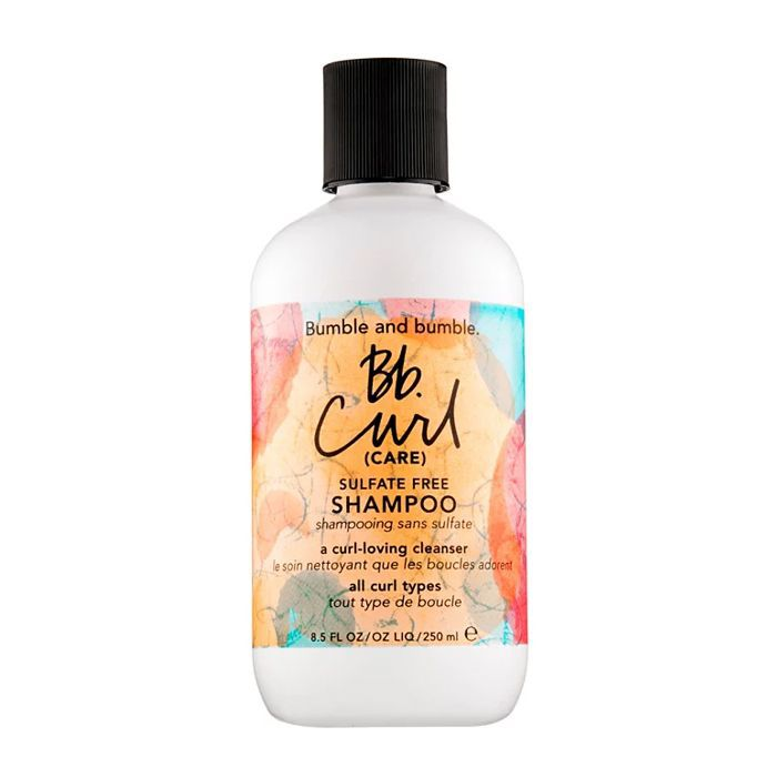 best shampoo for every hair type: Bumble and bumble Bb. Curl Shampoo