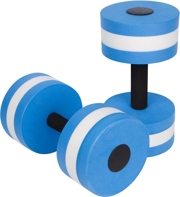 Trademark Innovations Aquatic Exercise Dumbbells