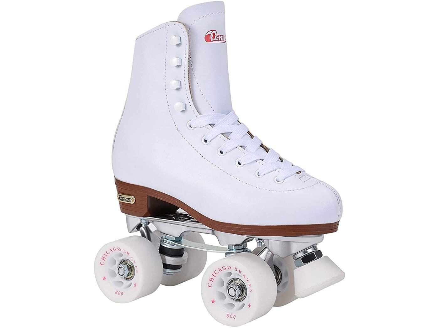 Chicago Leather-Lined Roller Skates