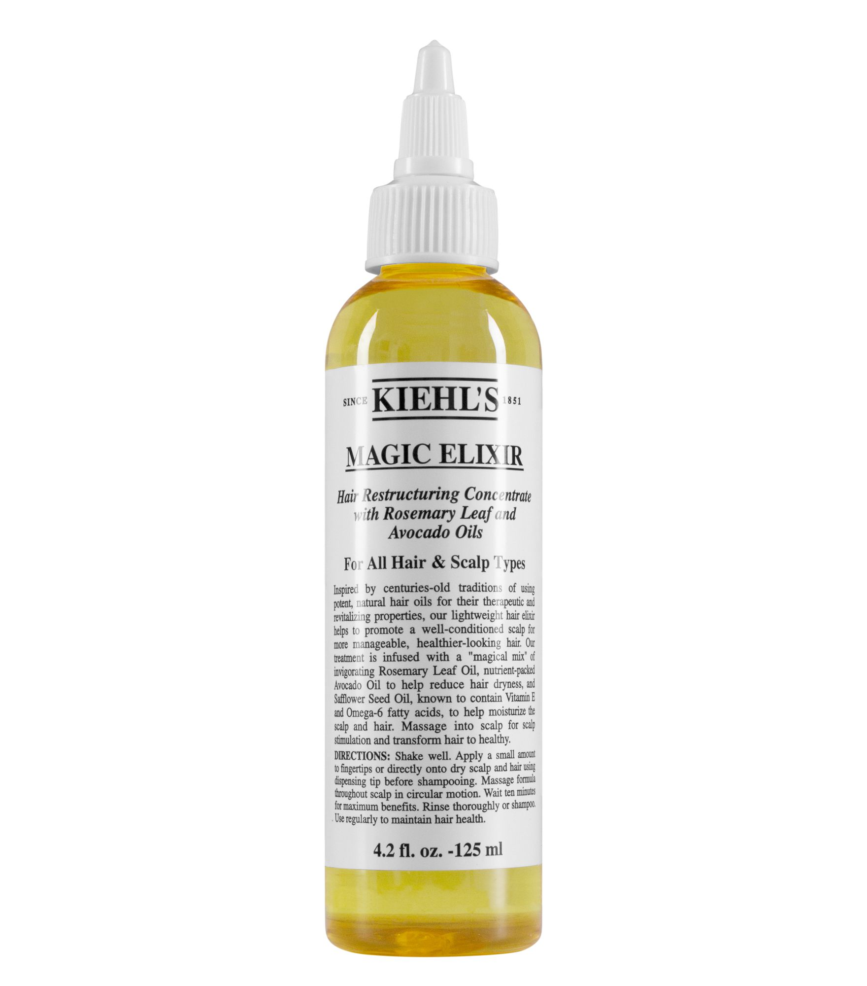 Kiehl's 1851 Magic Elixir Hair Restructuring Concentrate
