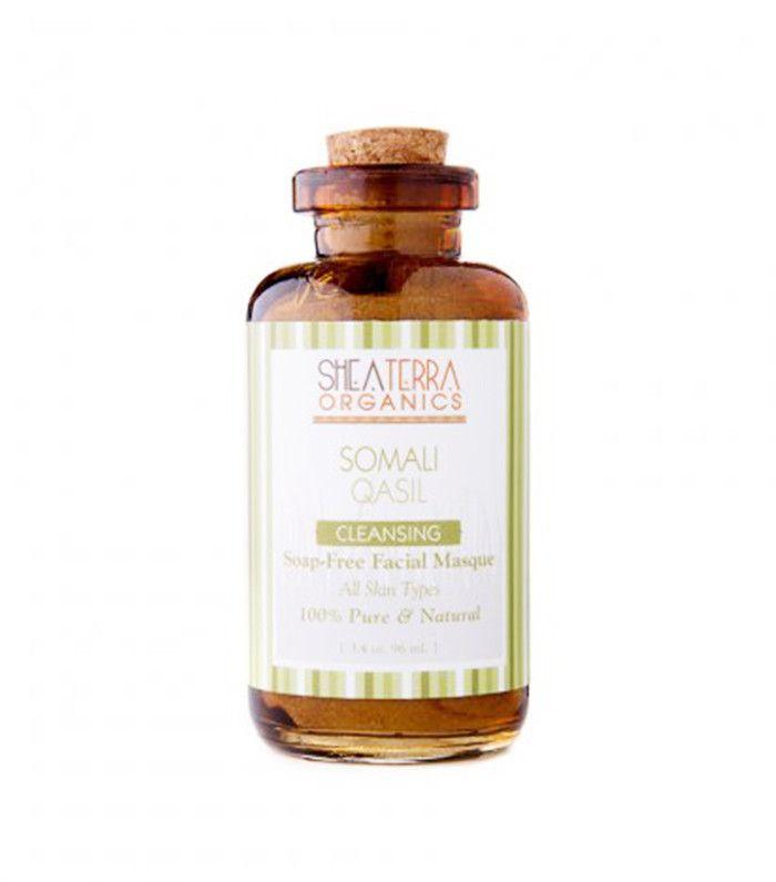 Shea Terra Organics Somali Qasil Cleansing Soap-Free Facial Masque