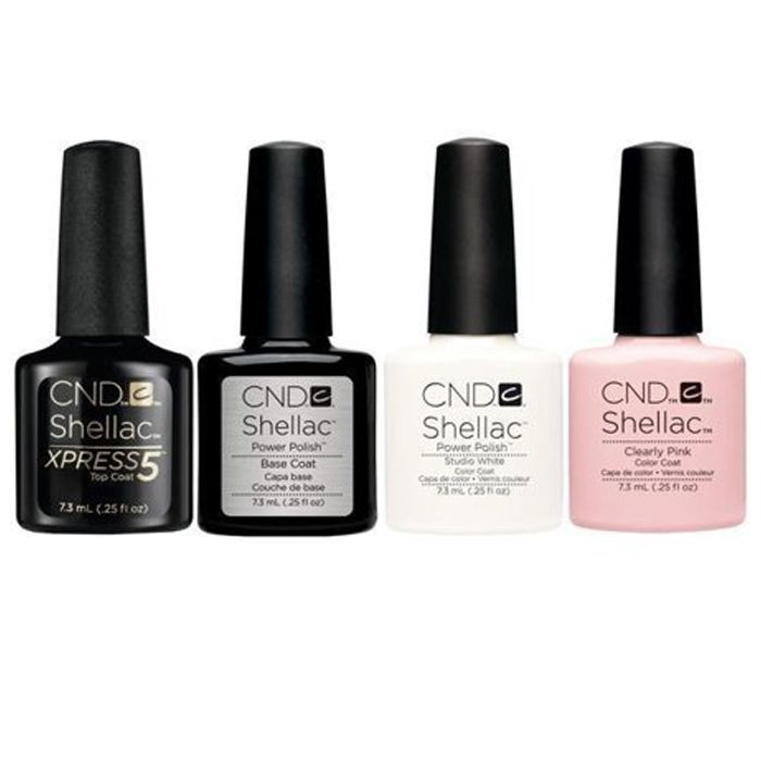 CND French Manicure Collection
