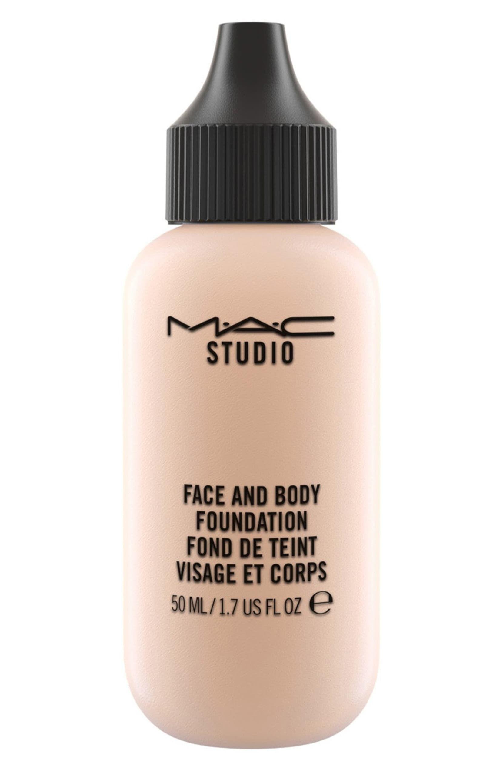 Mac Studio Face & Body Foundation