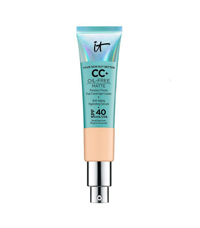 Your Skin But Better CC+ Cream Oil-Free Matte with SPF 40 Medium Tan 1.08 oz/ 32 mL