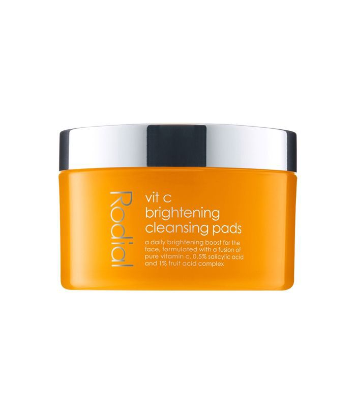 skincare trends 2018: Rodial Vit C Brightening Cleansing Pads