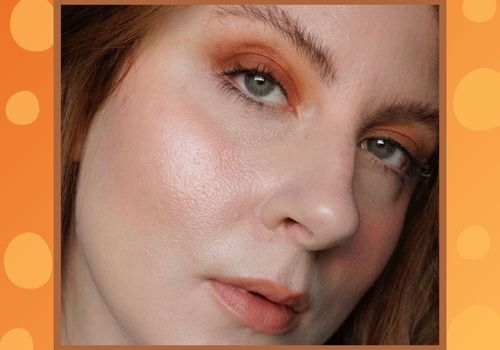 Ashley Rebecca's Cinnamon Toast Crunch Makeup