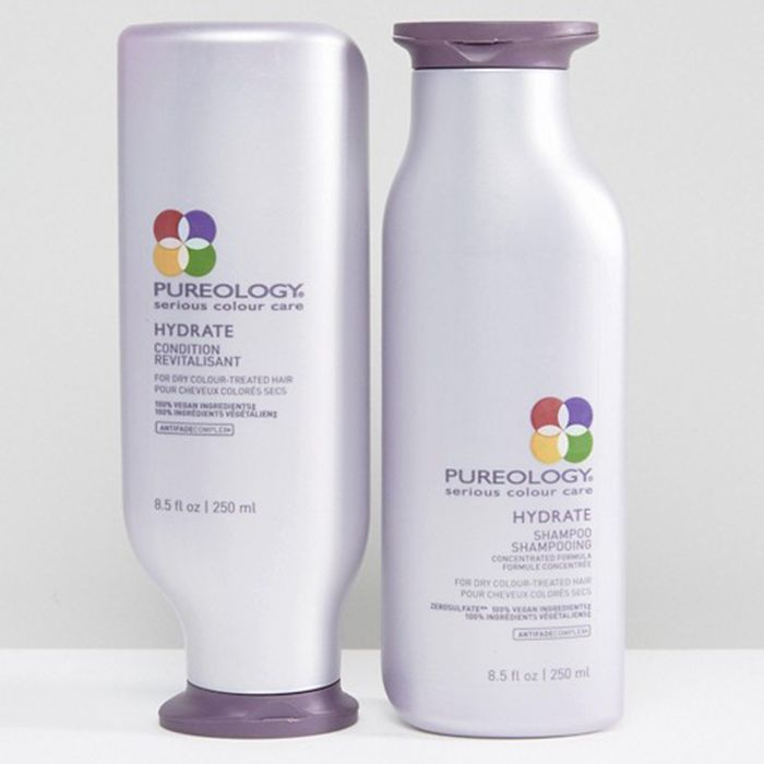best eco-friendly hair products: Pureology Hydrate Shampoo for Dry Colour-Treated Hair