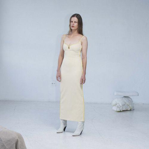 Paris Georgia Marlo Yellow Dress
