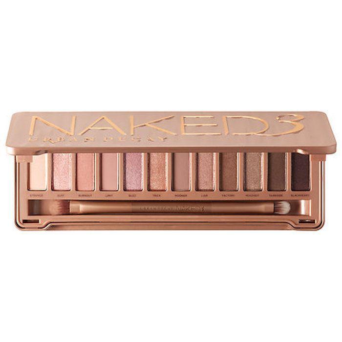 Naked3 Palette Naked3 12 x 0.05 oz/ 1.41 g