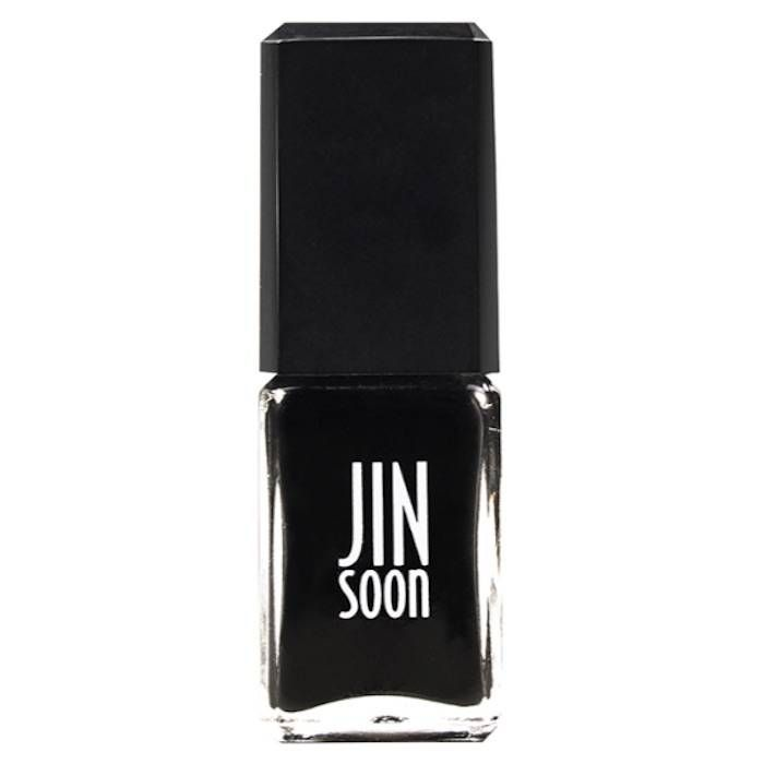 Jinsoon Absolute Black Nail Lacquer