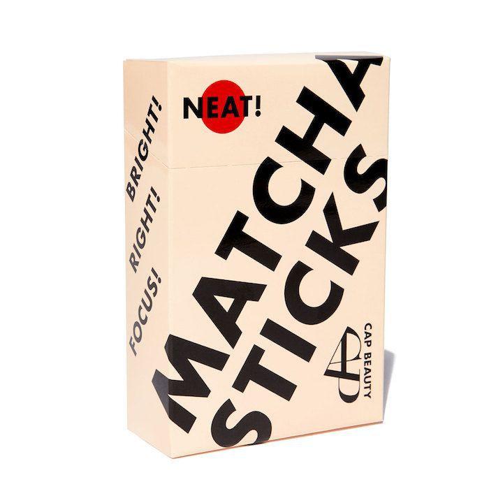 The Neat Matcha Stick Box