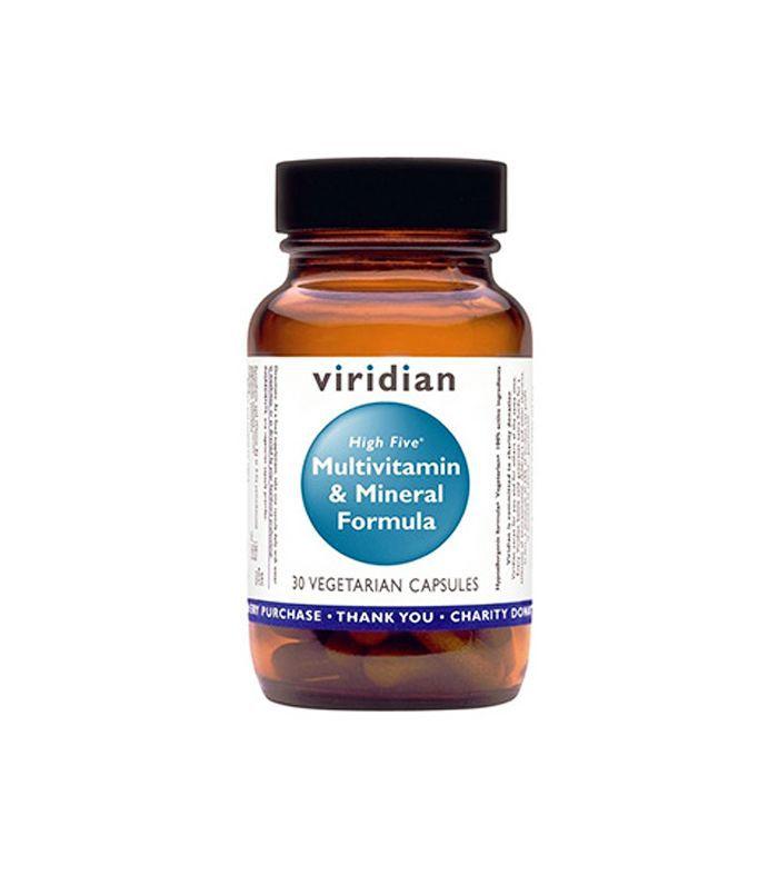 Viridian High Five Multivitamin & Mineral Formula (90 Tabs)