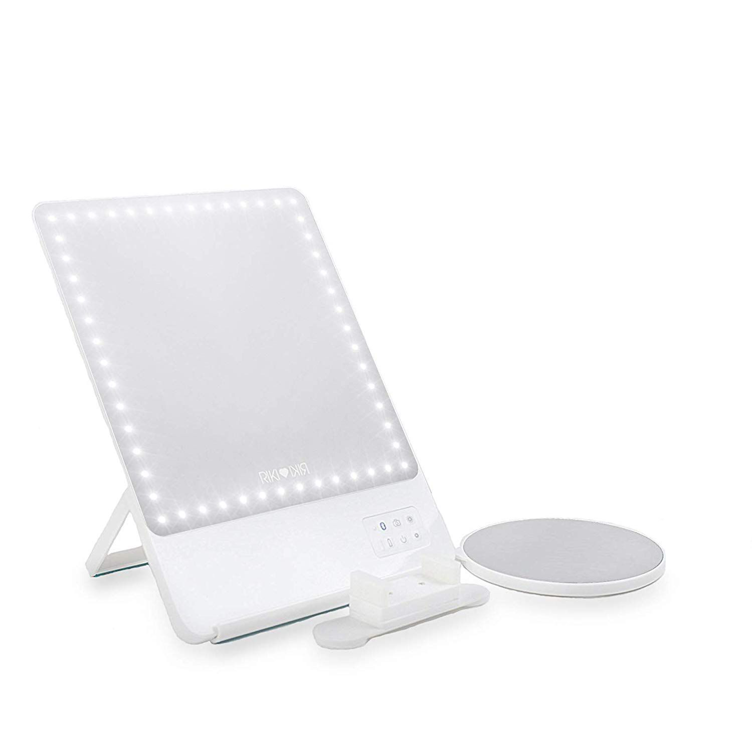 The 11 Best Lighted Makeup Mirrors Of 2021