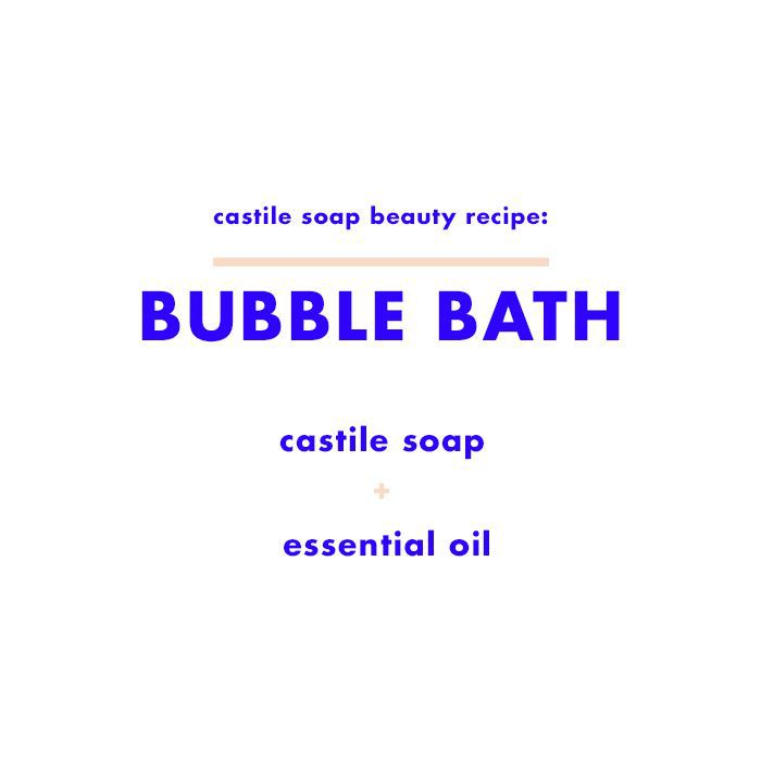 7 Genius Ways to Use Castile Soap in Your Beauty Routine