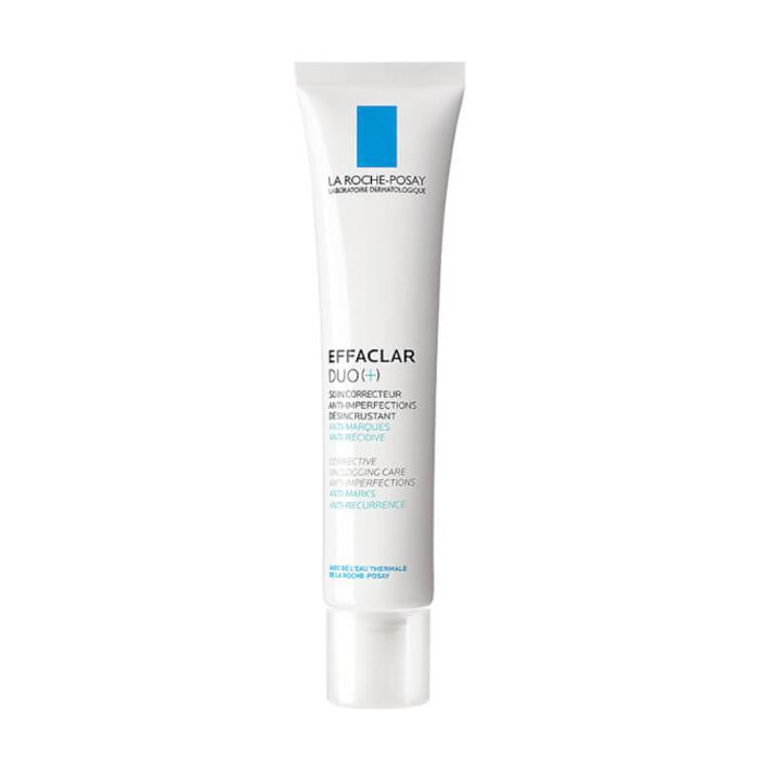 best drugstore beauty products: La Roche-Posay Effaclar Duo
