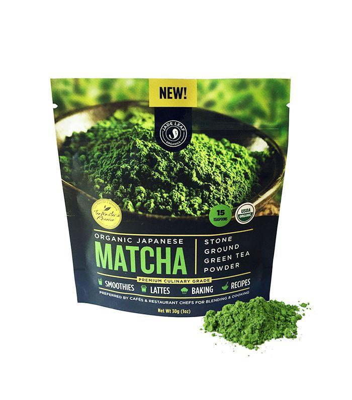 Jade Leaf Organics Matcha Green Tea Powder