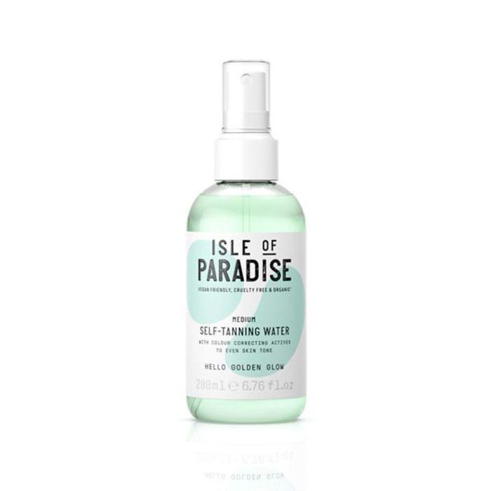 Isle of Paradise Self-Tanning Water Medium