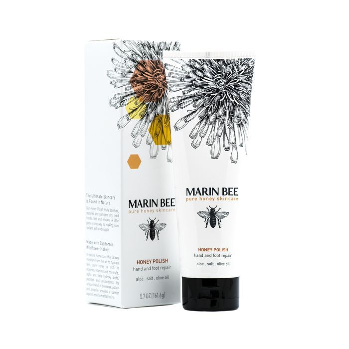 Marin Bee Pure Honey Skincare Honey Polish