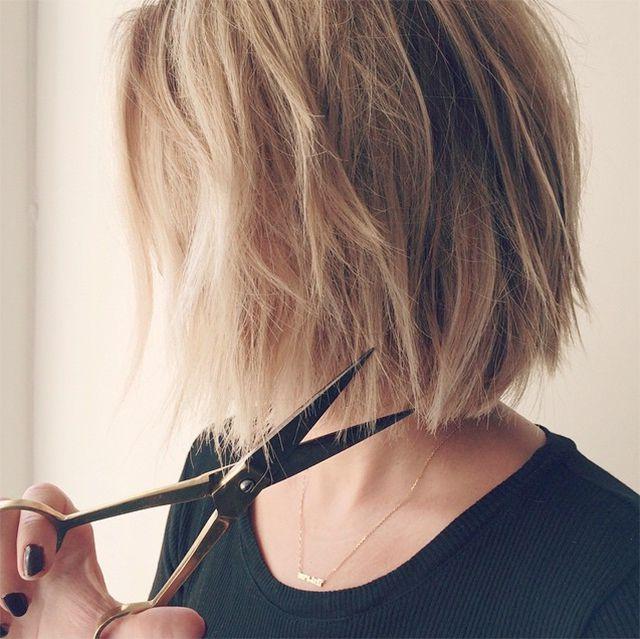 Lauren Conrad haircut