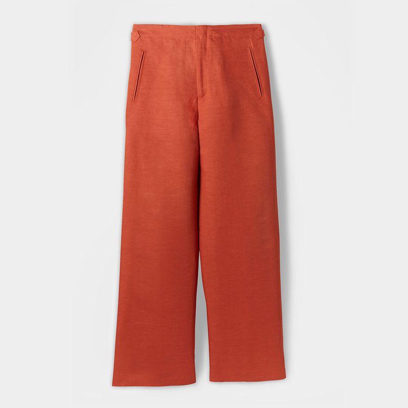 Gabel Wide Leg Trouser