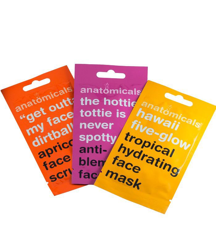 secret santa ideas: Anatomicals Face Care Set