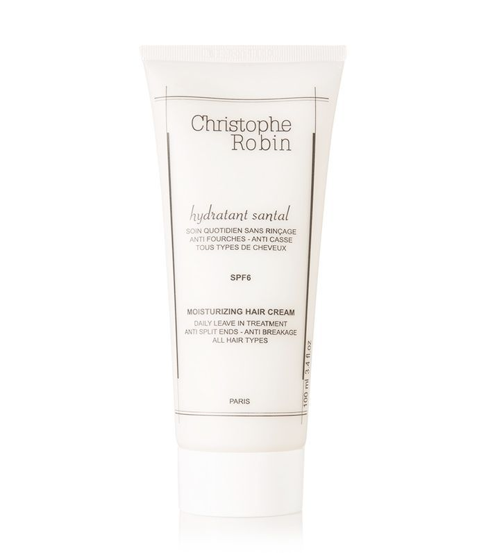 Best leave-in conditioners: Christophe Robin Moisturizing Hair Cream