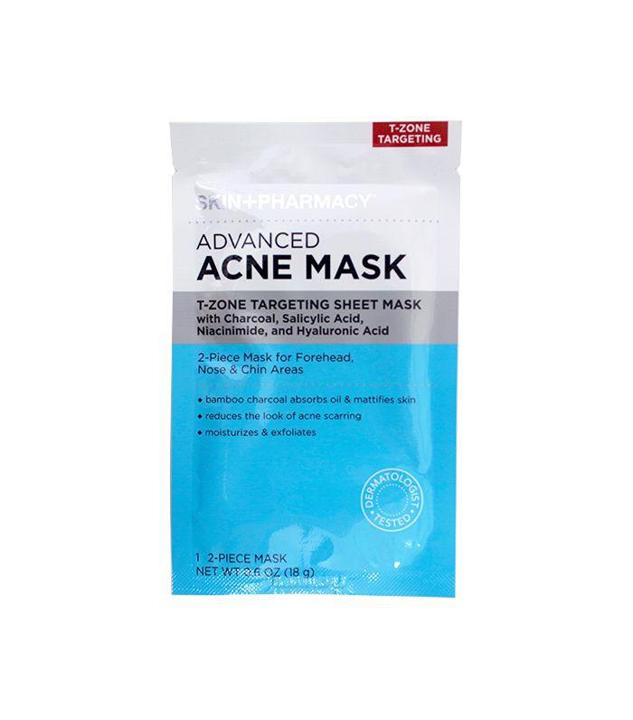 Skin+Pharmacy T-Zone Targeting Sheet Mask