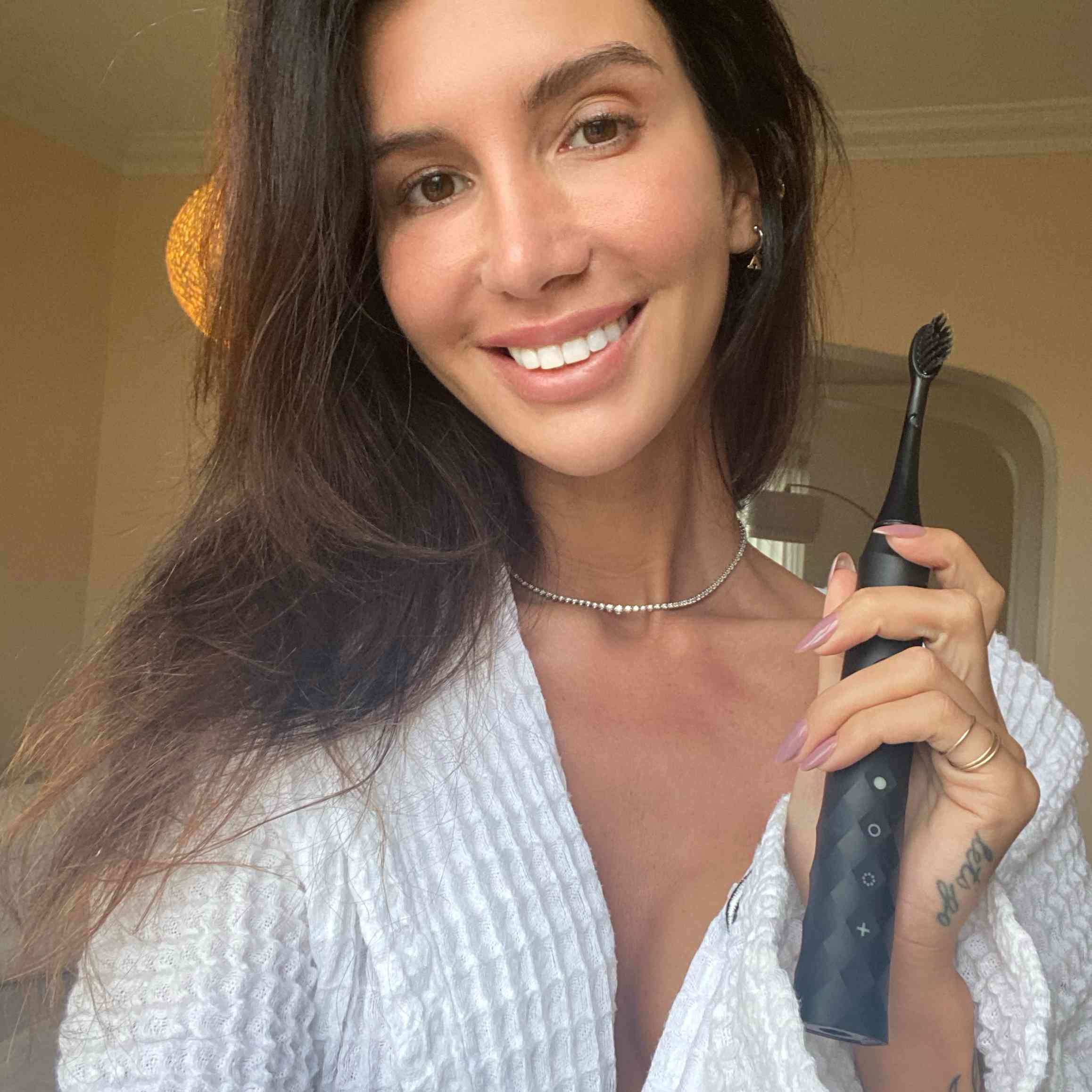 Burst toothbrush review