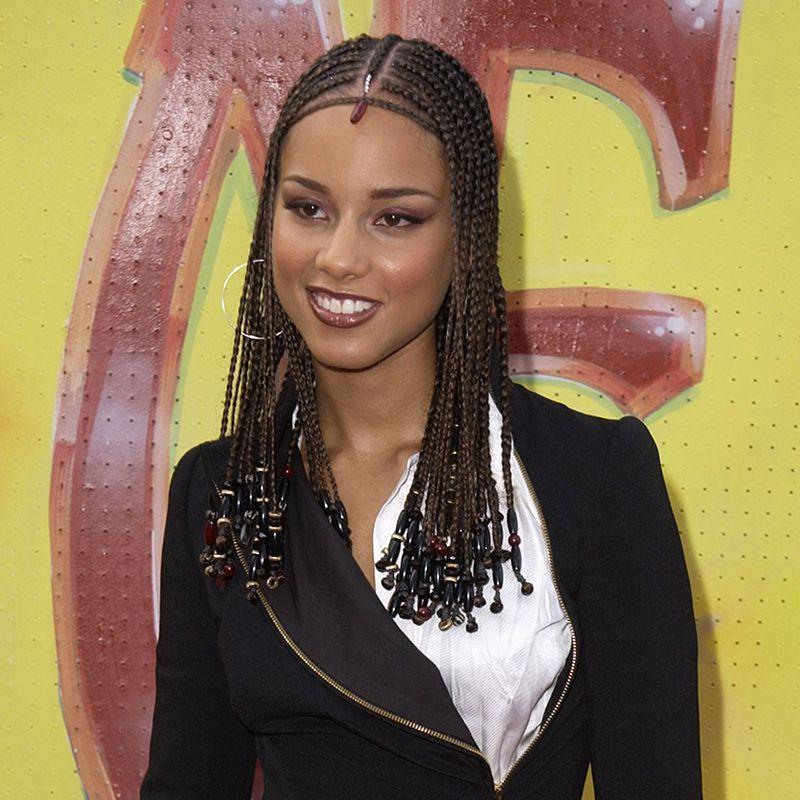 Alicia Keys Fulani Breads